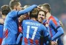 Fotbalisté Viktorie Plzeň bojují o postup mezi šestnáct nejlepších týmů Evropské ligy.