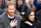 Princ Harry a jeho snoubenka.