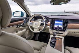 Pohled do interiéru, kde luxusní prvky rozhodně nechybí.