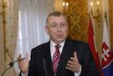 Bývalý rakouský kancléř Alfred Gusenbauer.