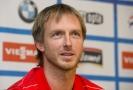 Šéftrenér české biatlonové reprezentace Ondřej Rybář.