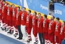 Zpěv ruské hymny nepovažují předsedové MOV za problém.