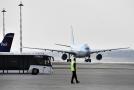 Letadlo s českou olympijskou výpravou přistálo v Praze.