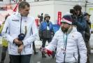 Jiří Kejval během olympiády.