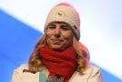 Dvojnásobná olympijská vítězka Ester Ledecká.