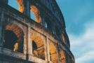 Římské památky jsou kvůli znečištěnému ovzduší ohrožené (ilustrační foto).
