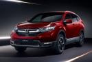 Honda CR-V poprvé nabídne místo pro sedm cestujících.
