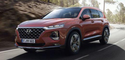 Přicházející čtvrtá generace modelu Hyundai Santa Fe.