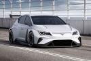 Cupra e-Racer je elektromobilem určeným pro závodní dráhy.