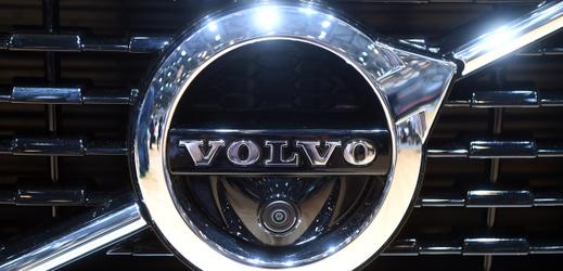 Značka automobilů Volvo.