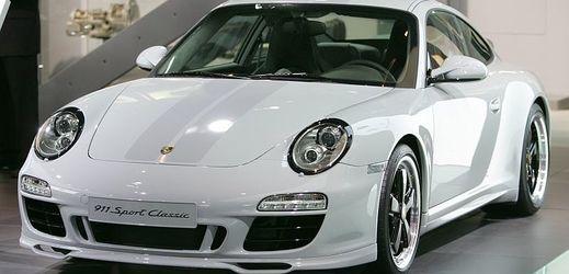Porsche 911 Sport Clasic.