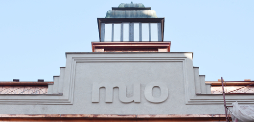 Muzeum umění v Olomouci.