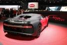 Vůz Bugatti Chiron ve verzi Sport.