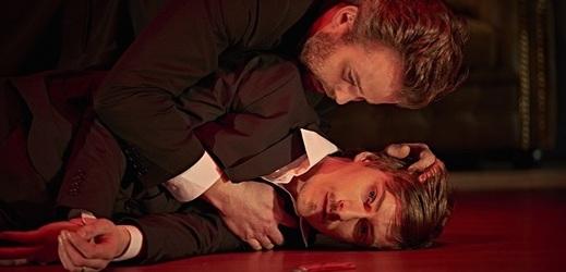 Záběr z představení Macbeth - Too Much Blood.
