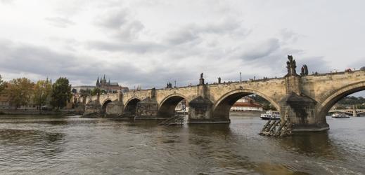 Praha, Karlův most.