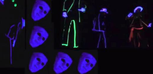 Snímek z představení Phantom.