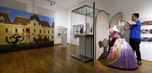Fotografie z výstavy.