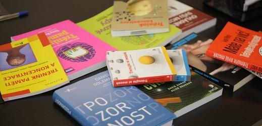 Trénováním paměti se zabývá spousta publikací.