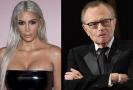 Kim Kardashian, Larry King a Pamela Anderson.