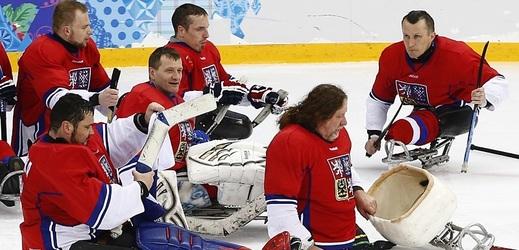 Sledge hokejisté nestačili na USA.