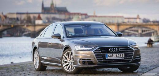 Žádné extravagance, nové Audi A8 působí především seriózně.