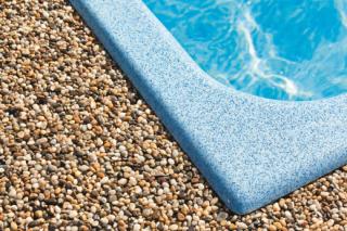 Kamínkový koberec Topstone.