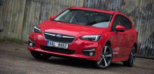 Nová generace modelu Subaru Impreza vypadá sympaticky.