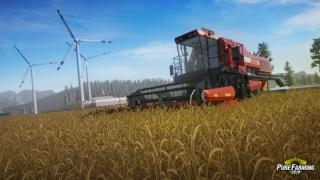 Nový simulátor farmaření představuje konkurenci pro zavedenou sérii Farming Simulator