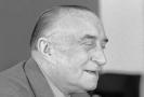 Oblíbený herec Oldřich Nový zemřel před 35 lety.