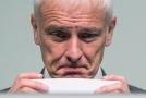 Šéf VW Matthias Müller obohatil své konto o pořádnou sumu.