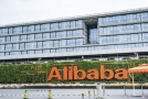 Alibaba Group logo.