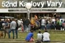 Mezinárodní filmový festival Karlovy Vary.