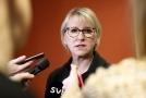 Švédská ministryně zahraničí Margot Wallströmová.