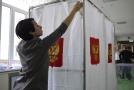 Rusové už začali hlasovat v prezidentských volbách.