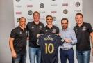Bořek Dočkal po přestupu do MLS.