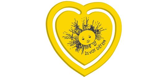 Logo organizace Život dětem.