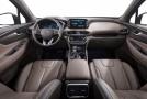 Ergonomie prošla důkladným zkoumáním i při tvorbě interiéru nové generace Hyundai Santa Fe.