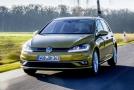 VW Golf dostává nový hospodárný čtyřválec.