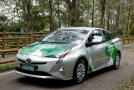 Toyota Prius s novým hybridním pohonem flexible fuel.