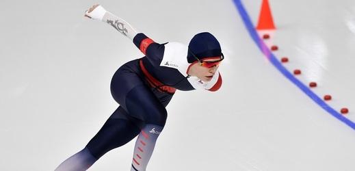 Česká rychlobruslařka Nikola Zdráhalová má za sebou nejlepší sezonu v kariéře.