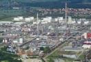 Areál kralupské chemičky na snímku z 26. září 2012.