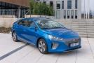 Hyundai Ioniq ve verzi s čistě elektrickým pohonem.