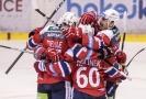 Hokejisté HC Dynama Pardubice (na snímku).