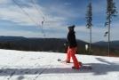 Velké skiareály stále hlásí skvělé podmínky k lyžování.