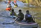 Vodáci zahájí sezonu na řece Jihlavě závodem Jarní splutí.