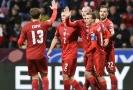 Česká reprezentace čelí silné Uruguayi.