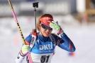 Gabriela Koukalová, česká biatlonistka.