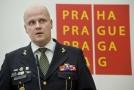 Ředitel pražské městské policie Eduard Šuster.