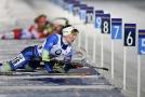 Darja Domračevová vyhrála závěrečný sprint v Ťumeni, Kuzminová získala malý glóbus.