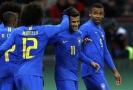 Brazilci i bez Neymara porazili hostitele mistrovství světa 3:0.